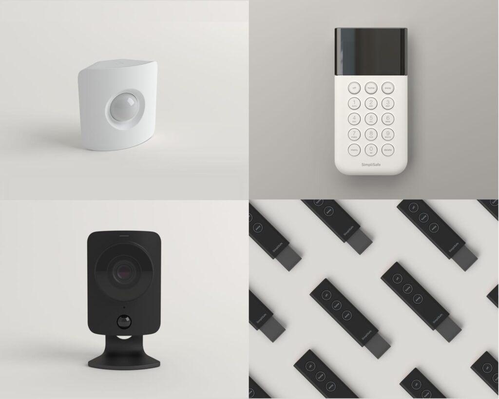 SimpliSafe Alarm Systems