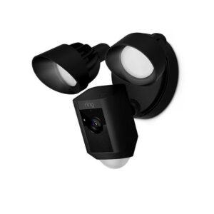 Ring Black Floodlight Camera