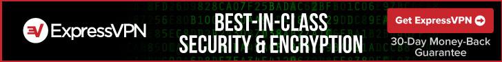ExpressVPN Online Anonymity