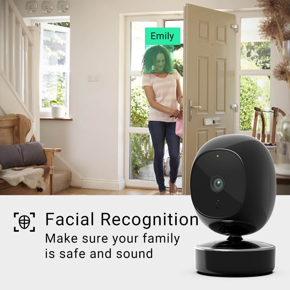 SimCam facial Recognition