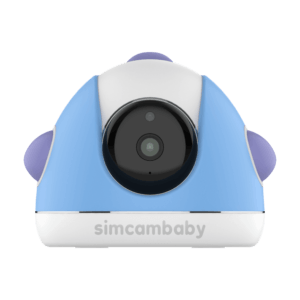 SimCam AI Smart Baby Monitor