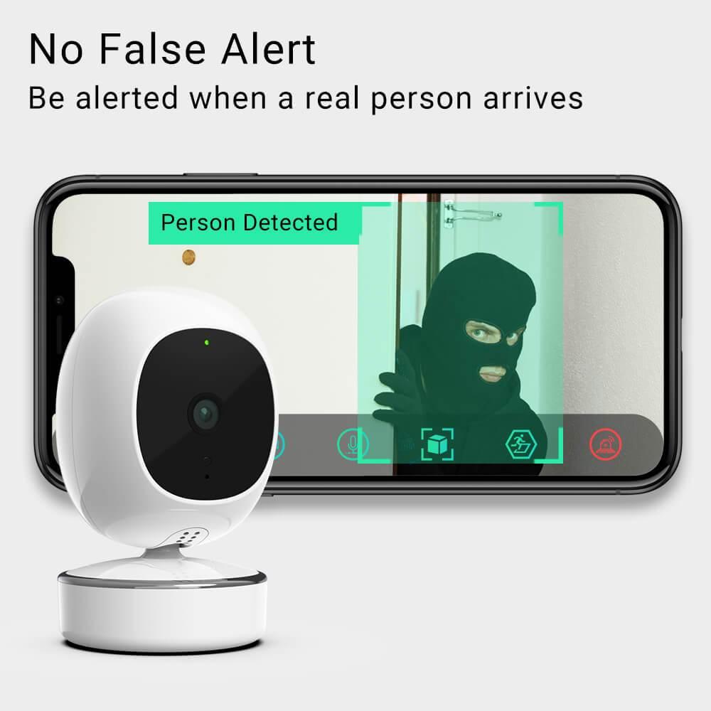SimCam Person Detection Camera
