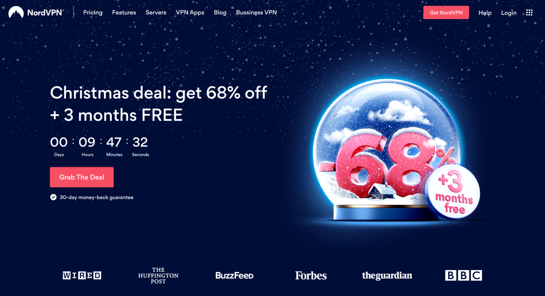 Christmas VPN Sale