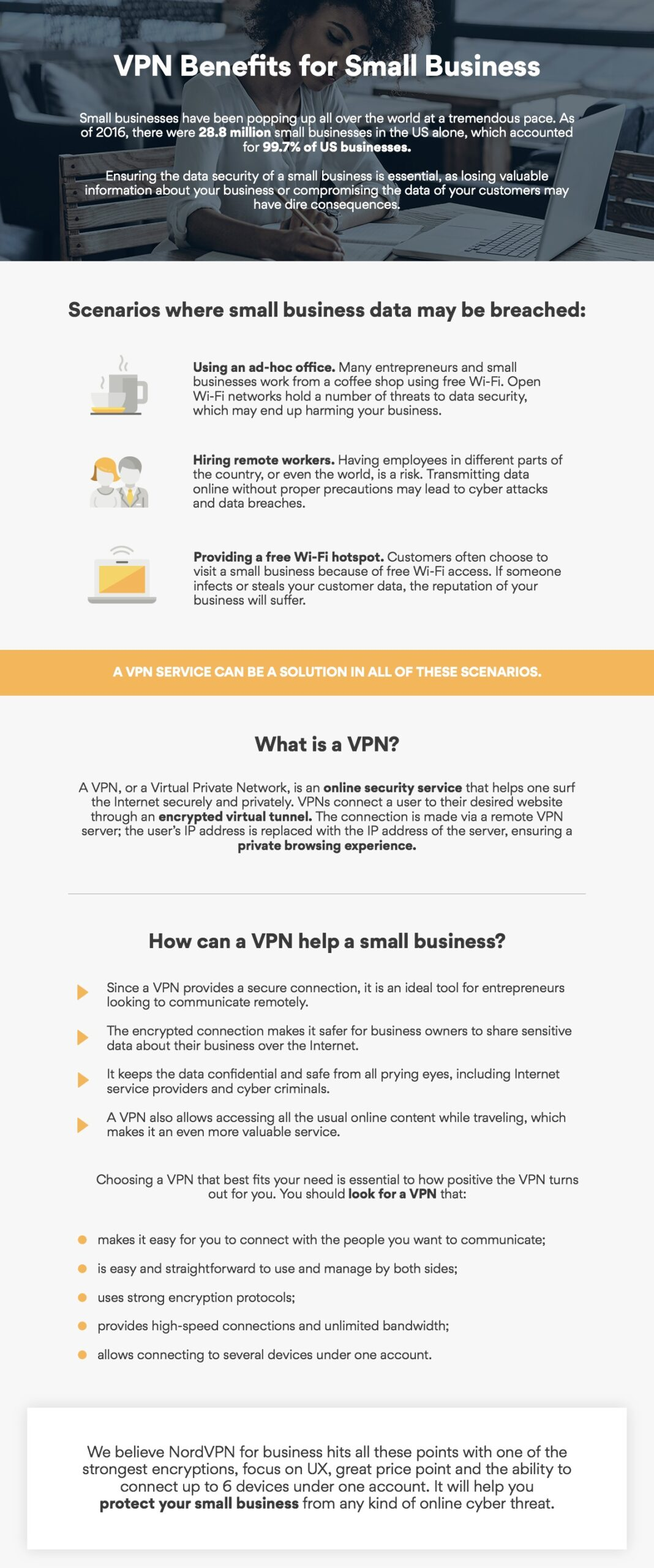 Best VPN for Small Businesses