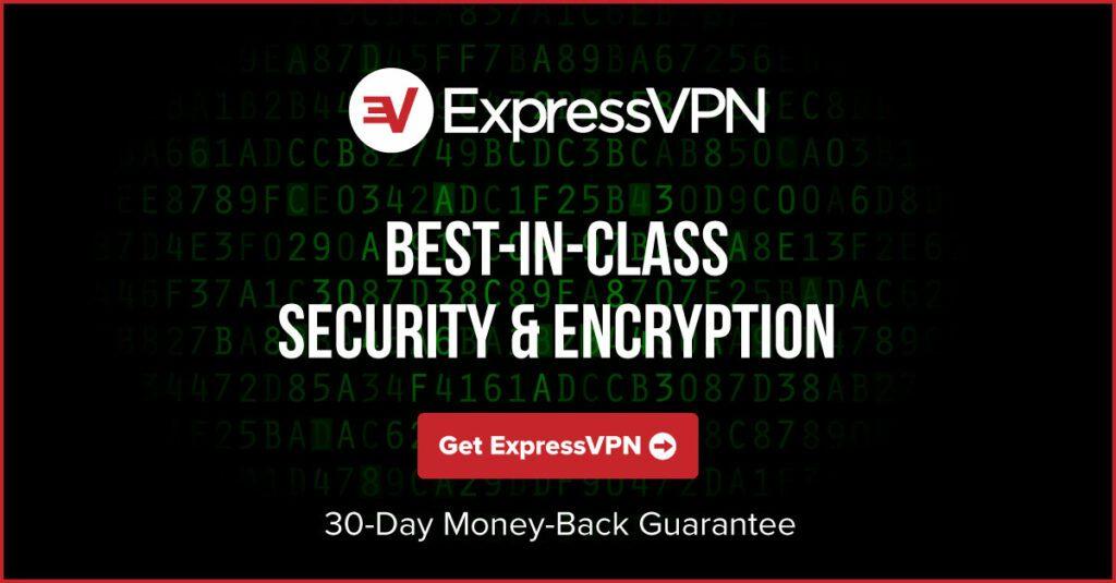 The Best VPN Encryption
