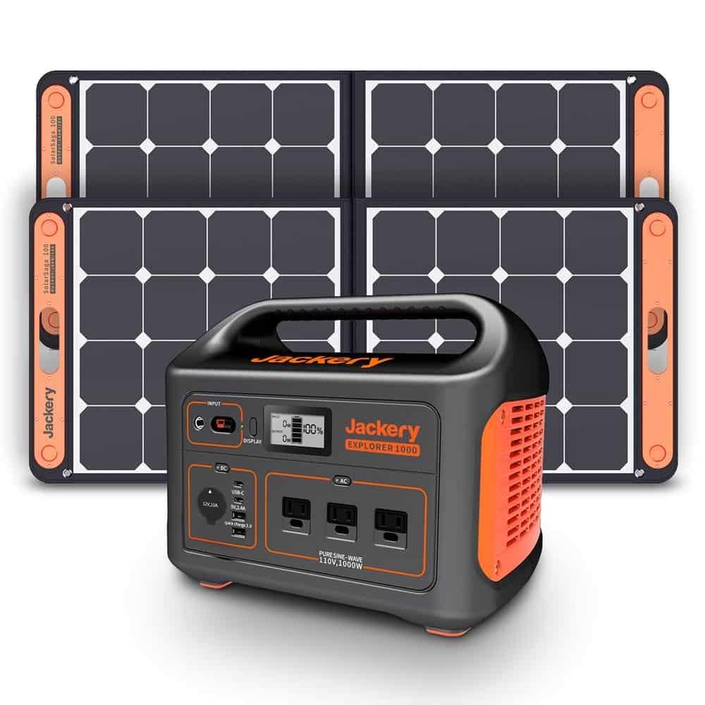 Jackery's Best Solar-Powered Generators