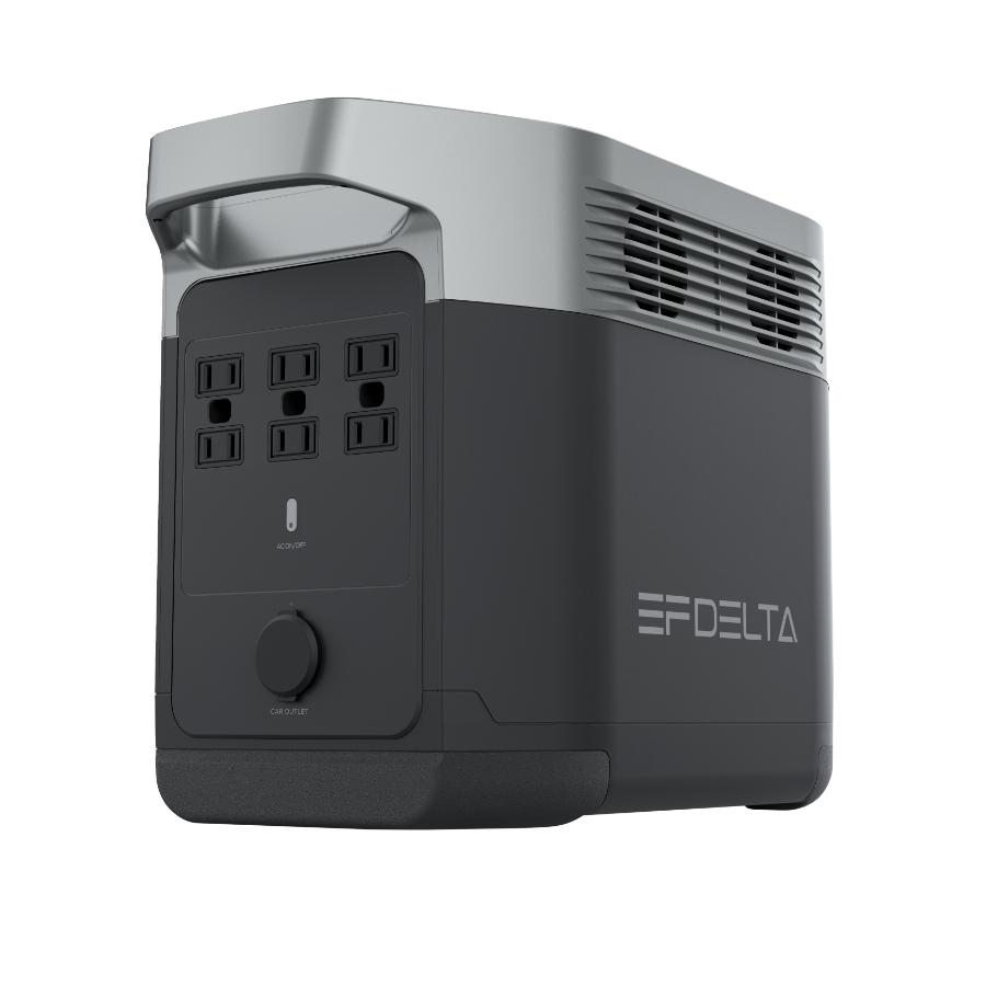 EcoFlow's Best Solar-Powered Generator